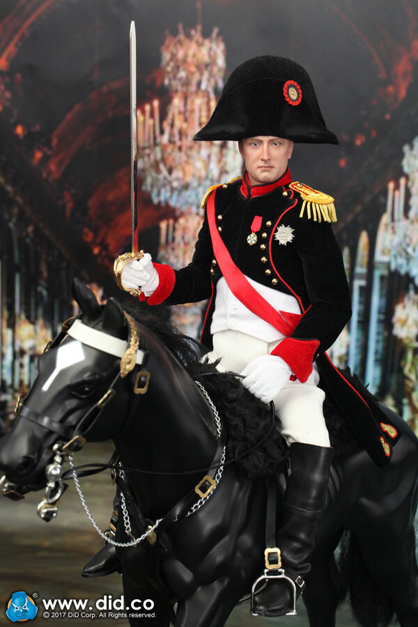 1/6 N80122 hizo figura de acción emperador de los franceses Napoleón Bonaparte Batalla versión