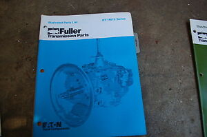 Eaton Fuller Spare Parts | Reviewmotors co