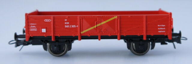 Roco 45997. C DB offener Wagen / Hochbordwagen - Spur HO - OVP