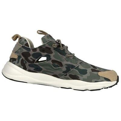 Reebok Furylite Camo Sneaker Gr. 38,5 Sport Freizeit Schuhe Camouflage neu
