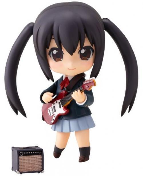 NEW Nendoroid 104 K-ON  Azusa Nakano Figure Good Smile Company F/S