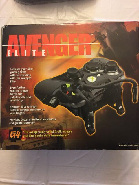 The Avenger- Avenger Elite Controller for Xbox 360