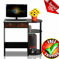 Student Desk Computer Laptop Small Office Home Writing Secretary Workstation