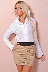 Vestido-Minifalda-S-Saten-Con-Goma