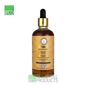 Khadi-Ayurvedic-Organic-Balsam-Hair-Oil-100ml