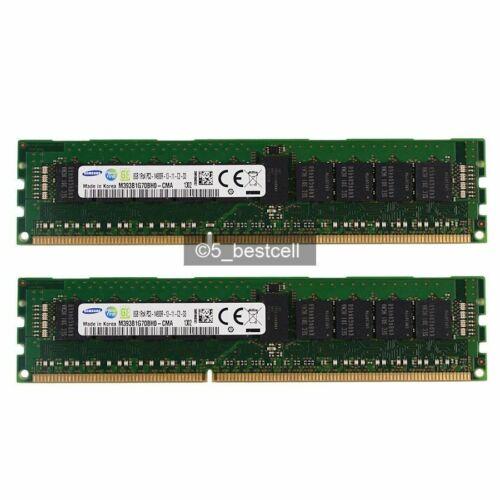 8GB 16GB 32//64GB PC3-14900R 1RX4 DDR3-1866 MHz REG ECC Registered Server Ram Lot