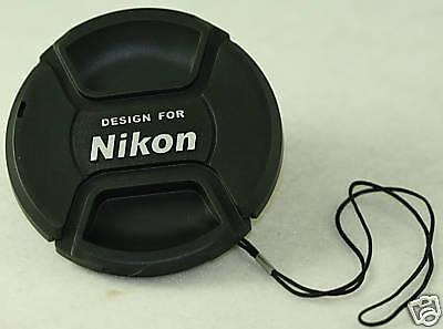 Snelle Levering 52mm 52 Lens Cap Cover For Nikon 35mm 1.8 G Nikon D5500 D3500 D7200 D5200 D5100 Nieuwste Technologie