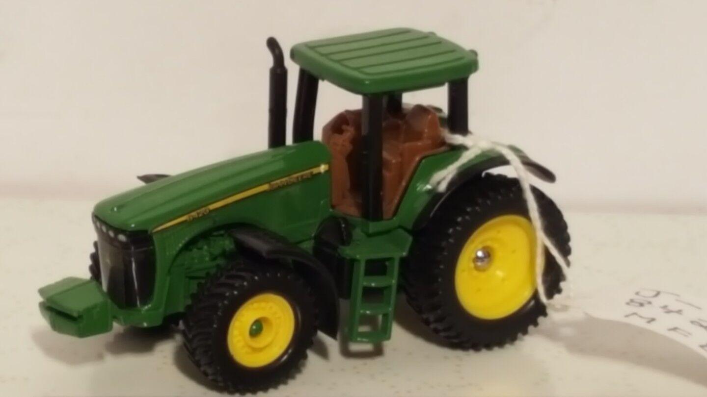 Ertl John Deere 8420 con FWD 1 64 Diecast Metal Tractor de Granja réplica Coleccionable