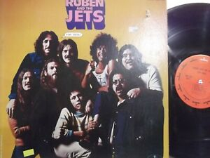Ruben And The Jets Lp On Mercury Records Frank Zappa Ebay