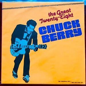 Chuck Berry The Great Twenty Eight Vinyl Chess Records
