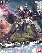 Bandai - Gundam Iron Blooded Orphans #09 Gundam Kimaris Trooper 1/100 Model Kit