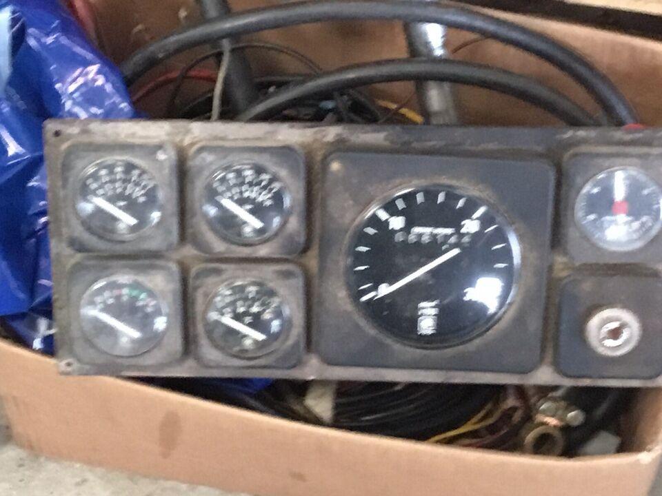Bukh 1g 305 og mwh motorer , Bukh mwh , 36 hk