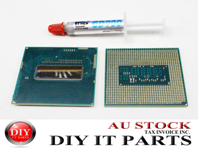 Intel Core I7-4700mq CPU 2 40 GHz 6m Cache up to 3 5ghz Mobile Processor  SR15H