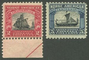 UNITED-STATES-620-621-MINT-NH
