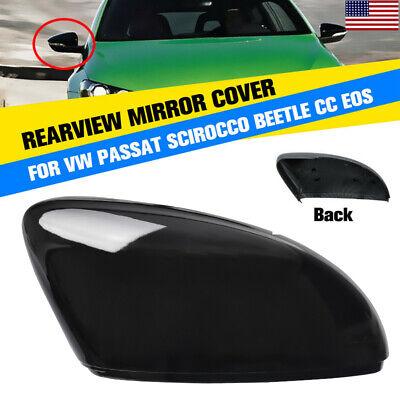 Side Door Mirror Cover LEFT fits 2009-2017 VW CC