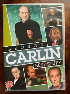 George-Carlin-Best-Stuff-DVD-Classic-English-Stand-up-Comedy-Live