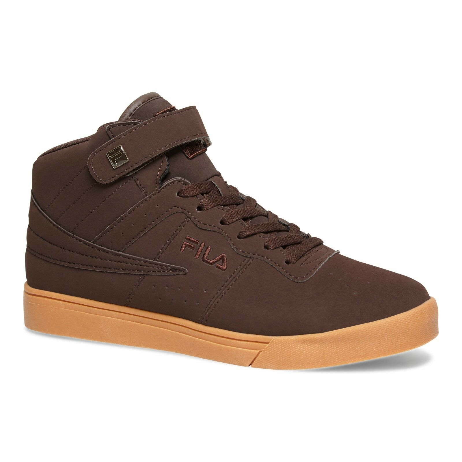 Fila Men's Vulc 13 MP All Brown with Gum Sole Casual shoes