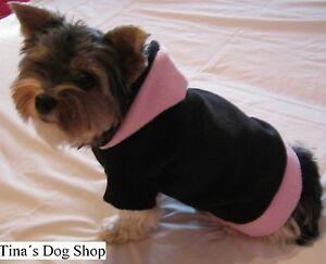 Yorki-Chihuahua-Malteser-Hundebekleidung-Hundemantel-Hundejacke-Hundepulli