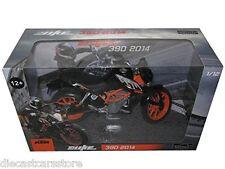 AUTOMAXX 2014 KTM DUKE 390 1/12 MOTORCYCLE NEW IN BOX 602003