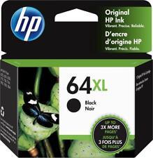HP 64xl Black High Yield Original Ink Cartridge N9J92AN for Envy Photo 6252 6255