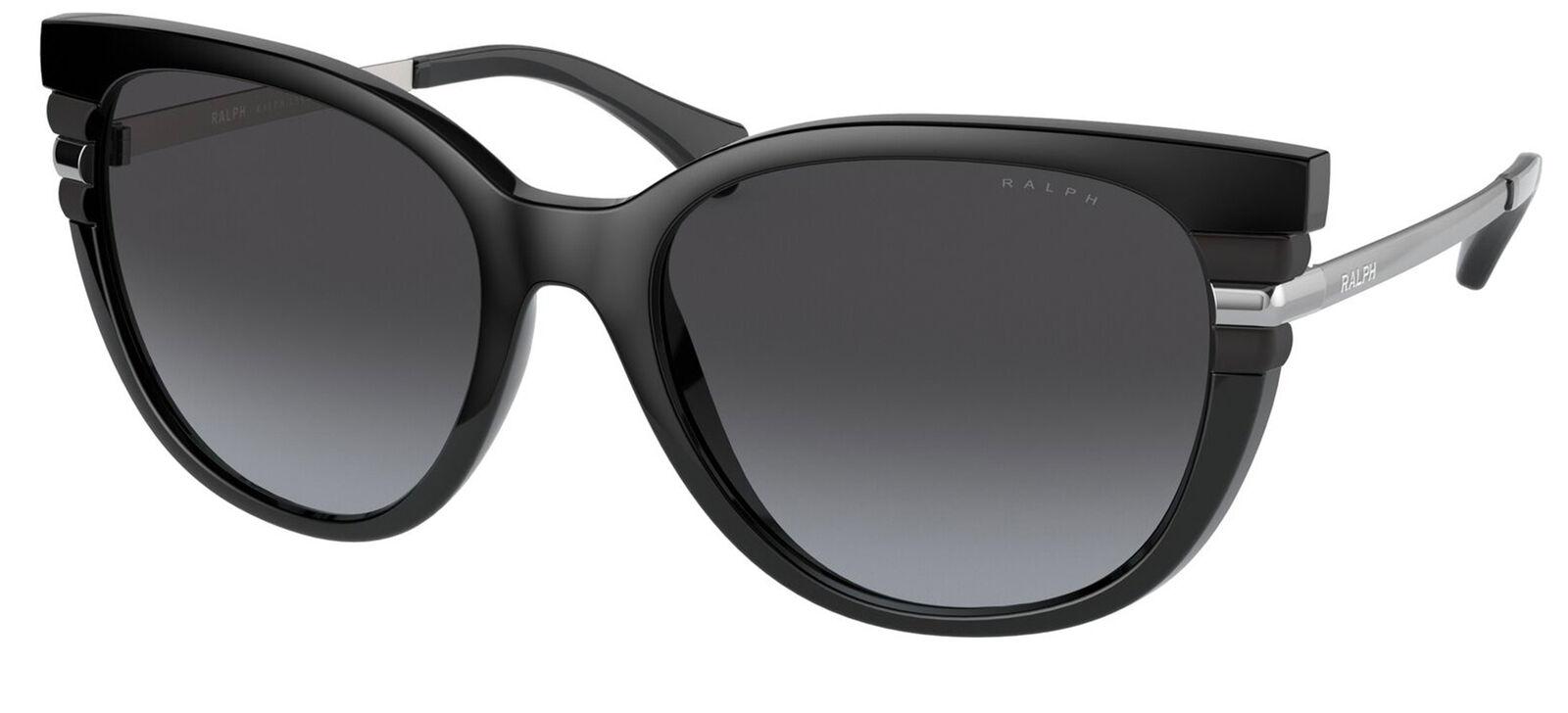 Ralph RA 5276 Black/Grey Shaded 56/18/140 women Sunglasses