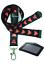 SpiriuS-ID-Card-Pass-Badge-Holder-amp-Soft-Neck-Lanyard-Strap-with-metal-clip thumbnail 14