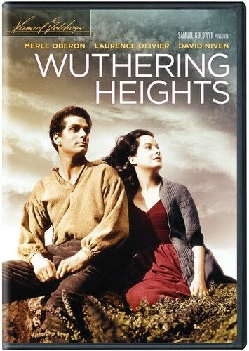 Olivier/Oberon/Niven - Wuthering Heights (2013, DVD NEW)