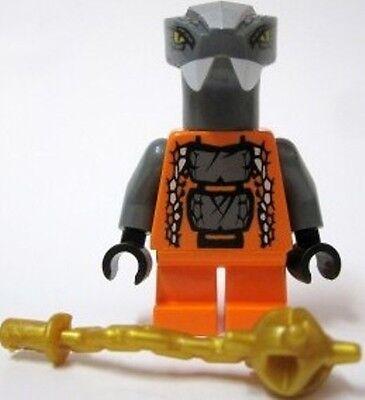 LEGO NINJAGO - CHOKUN FIGURE + FREE BALL & CHAIN - SUPER FAST - BESTPRICE - NEW