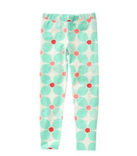 NWT Gymboree Girls Ice Cream Parlor Geo Print Leggings Size 5 6 7