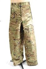 British Army Multicam MTP Zip Leg gore tex  trousers 85/96/112