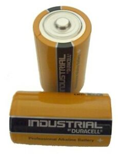 Battery-LR20-Duracell-Industrial-Pack-10-Pcs