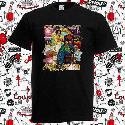 New Outkast Atliens Rap Hip Hop Music Men/'s Black T-Shirt Size S to 3XL