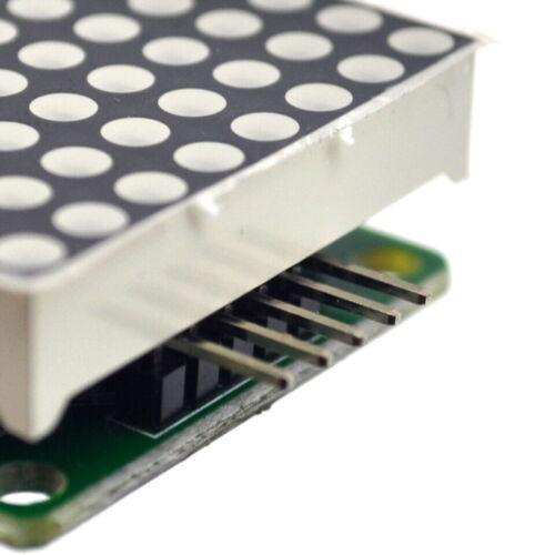 1pcs MAX7219 Dot Led Matrix Module MCU LED Display Control Module for arduino