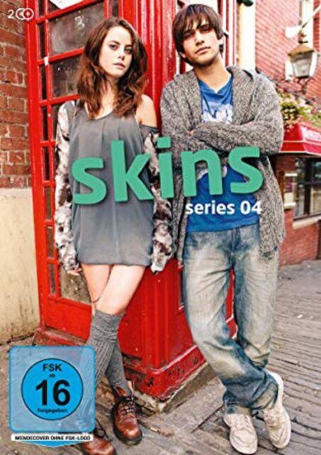 Skins - Hautnah Staffel 4 NEU OVP 2 DVDs
