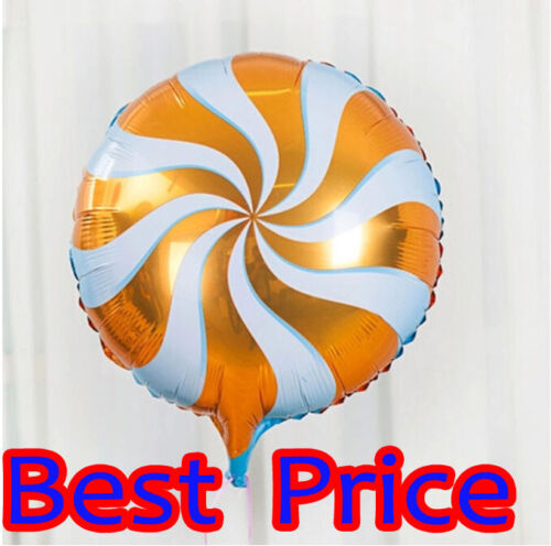 """Giant 18/"""" Sweet Candy KEDS PARTY Foil Balloons birthday Summer party baloons new"""