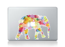 "Colorful Elephant Macbook Sticker Viny Decal Macbook Air/Pro/Retina 13""15""17"""