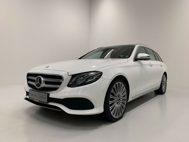 Mercedes E350 d 3,0 Avantgarde stc. aut. 5d - 599.900 kr.