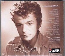 2 CD NEUF AUTOUR DE SERGE REGGIANI DIGIPACK RENAUD BIRKIN BRUEL ARNO