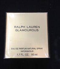 New Sealed Ralph Lauren Glamourous  Eau De Parfum For Women 1.7oz  Spray