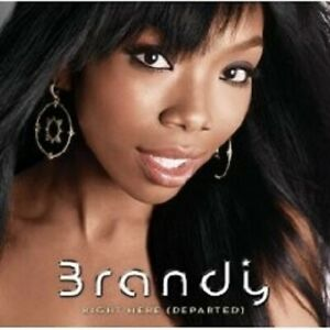 BRANDY-034-RIGHT-HERE-DEPARTED-034-CD-2-TRACK-SINGLE-NEW