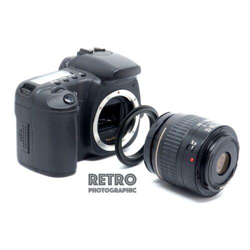 62mm Macro Reverse Lens Adapter Ring For Pentax K P//K Mount UK Stock