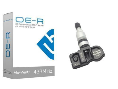 4x peugeot 308 desde 2012 TPMS rdks neumáticos sensor de presión 9811536380 3002
