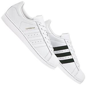 Details zu Adidas Superstar Schuhe Retro Oddity Sneaker Freizeit Turnschuhe Weiß Schwarz