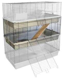 Kit d'extension pour cage à lapins et cobayes Grenada 100