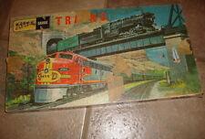 Vintage ATLAS N Gauge scale Train Set