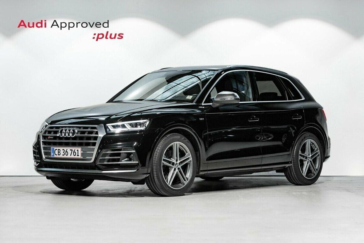 Audi SQ5 3,0 TFSi quattro Tiptr. 5d - 719.900 kr.