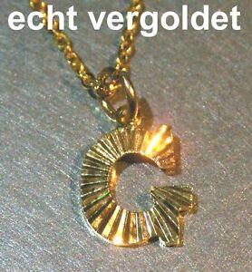 Elegante-Collar-Cadena-Letra-G-Alfabeto-Autentico-Banado-en-Oro-Nombre-Nuevo