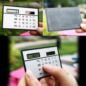 Useful-8-Digits-Ultra-Thin-Mini-Slim-Credit-Card-Solar-Power-Pocket-Calculator