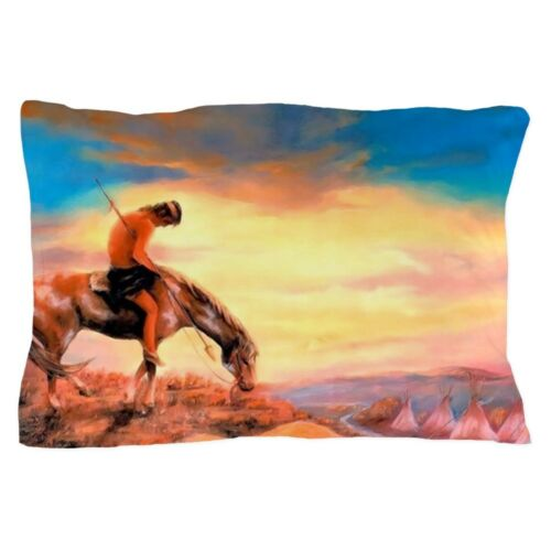 "20/""x30/"" 1640637067 CafePress End Of The Trail Standard Size Pillow Case"