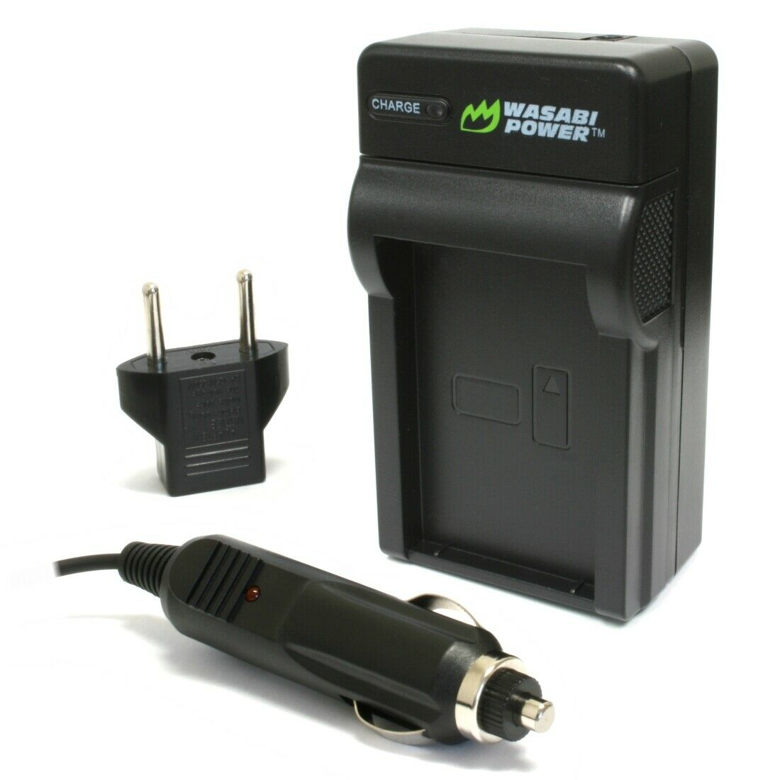 Wasabi Power Battery Charger for Leica BP-DC12 and Panasonic DMW-BLC12